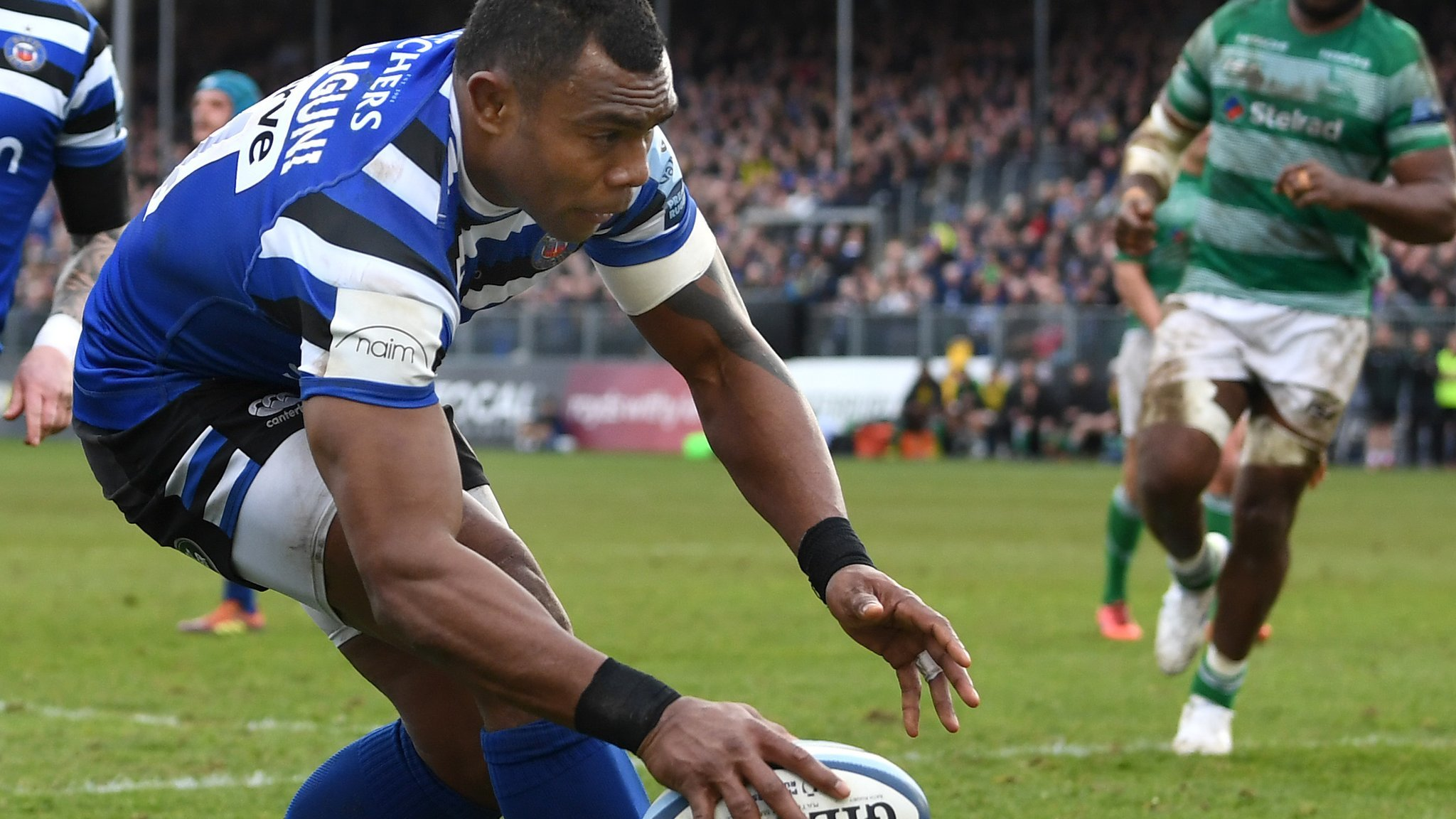 Premiership: Bath 30-13 Newcastle Falcons