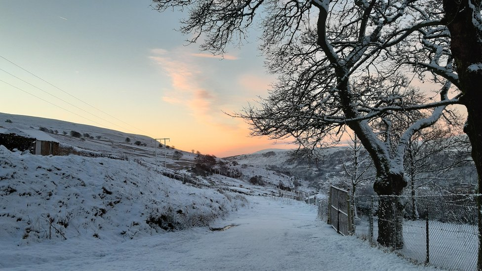 Picture taken in Ebbw Vale, Blaenau Gwent