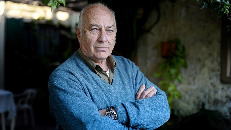 Rubén Fangio