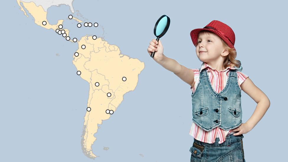 ¿Cuál es el origen del nombre de las capitales de América Latina?