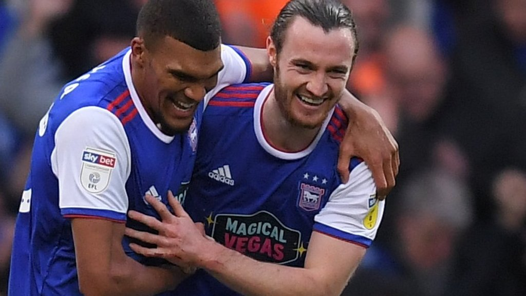 Ipswich Town 1-0 Rotherham United: Will Keane's goal secures vital win