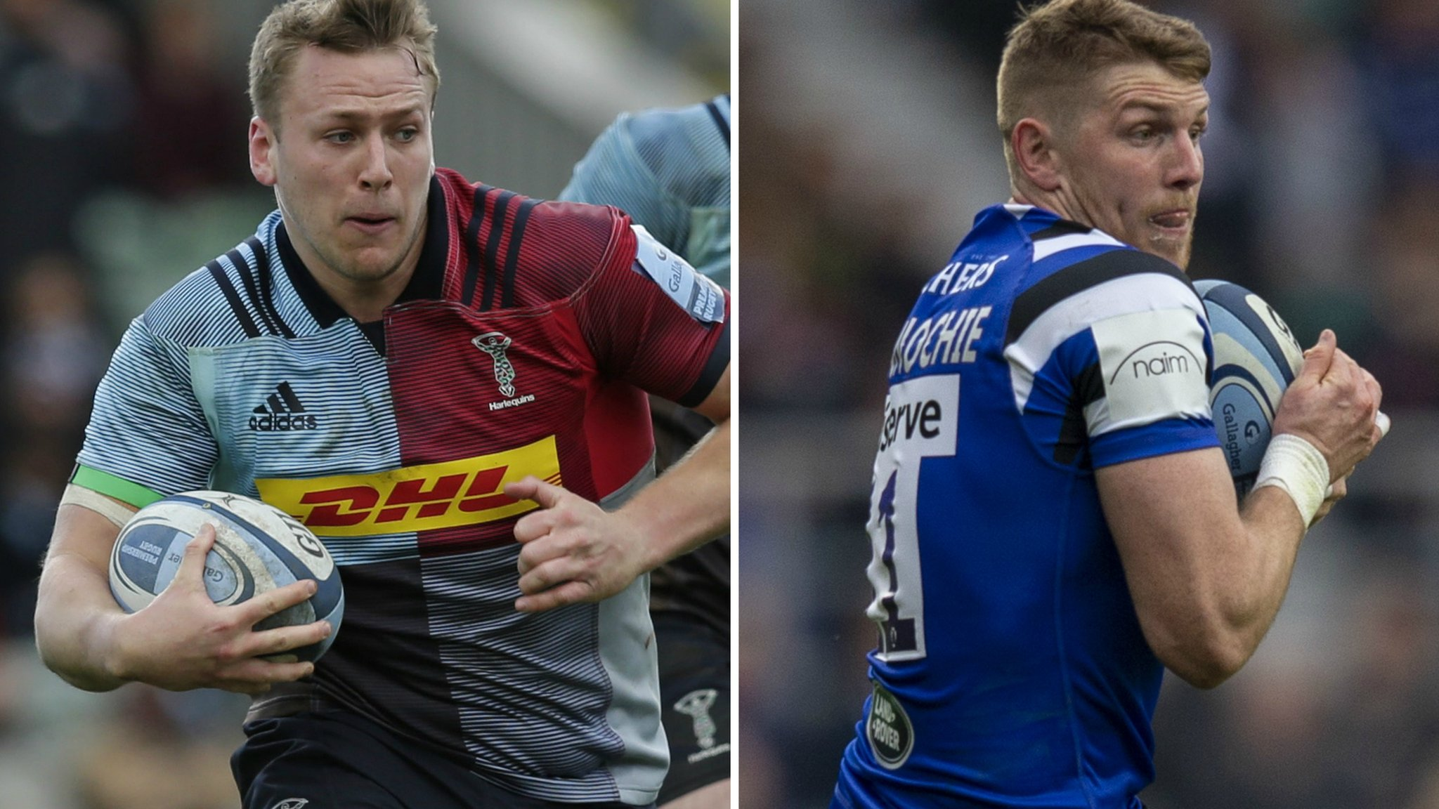 Ruaridh McConnochie & Alex Dombrandt in England's World Cup training squad