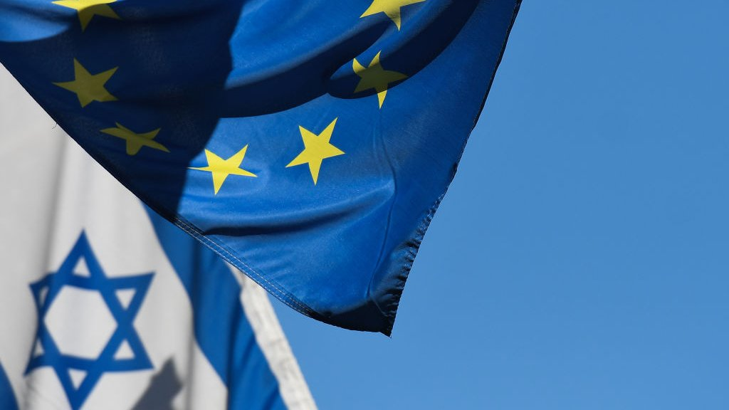 Why Israel eyes the EU with distrust