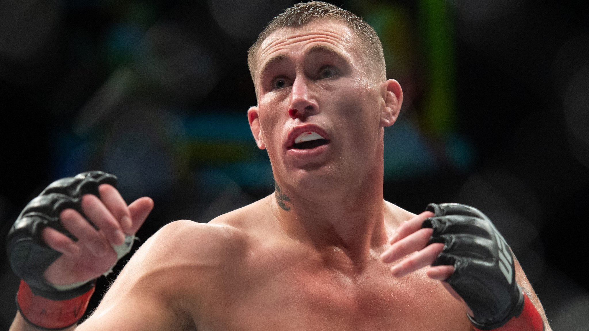 Darren Till: British UFC fighter 'lost' himself over past year