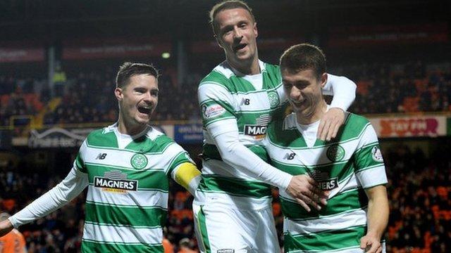 Highlights - Dundee Utd 1-4 Celtic