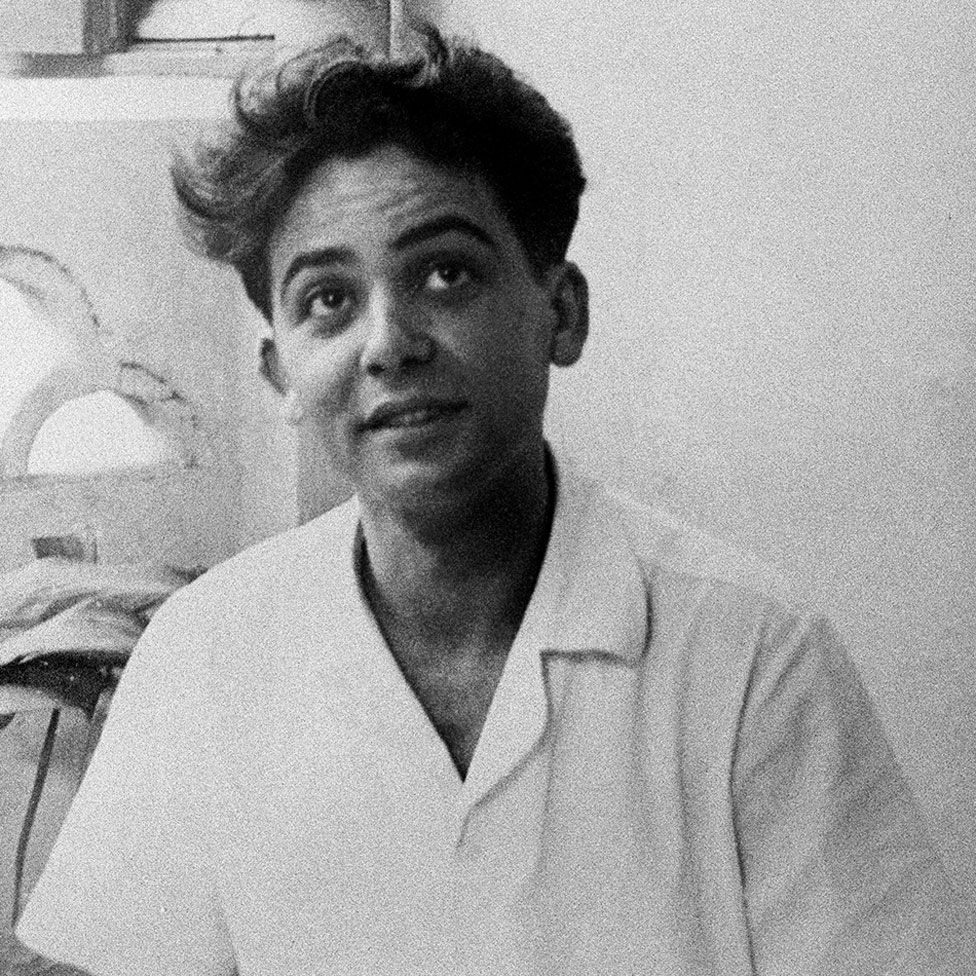 Maurice Audin en 1950