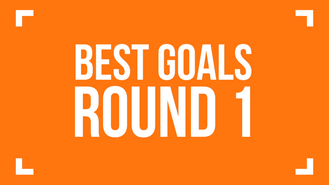 Best goals from Saturday's FA Cup first round