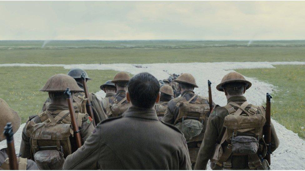 Scena iz Filma 1917