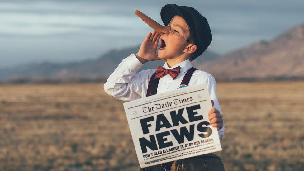 """6 claves para entender (y combatir) las """"noticias falsas"""" - BBC News Mundo"""