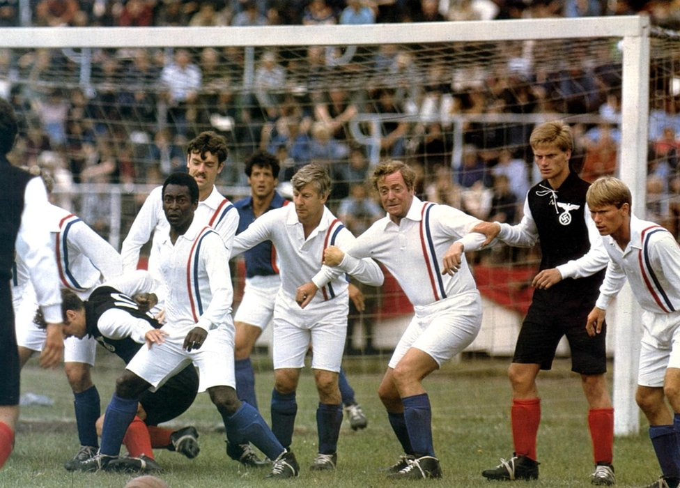 Match action from Escape to Victory