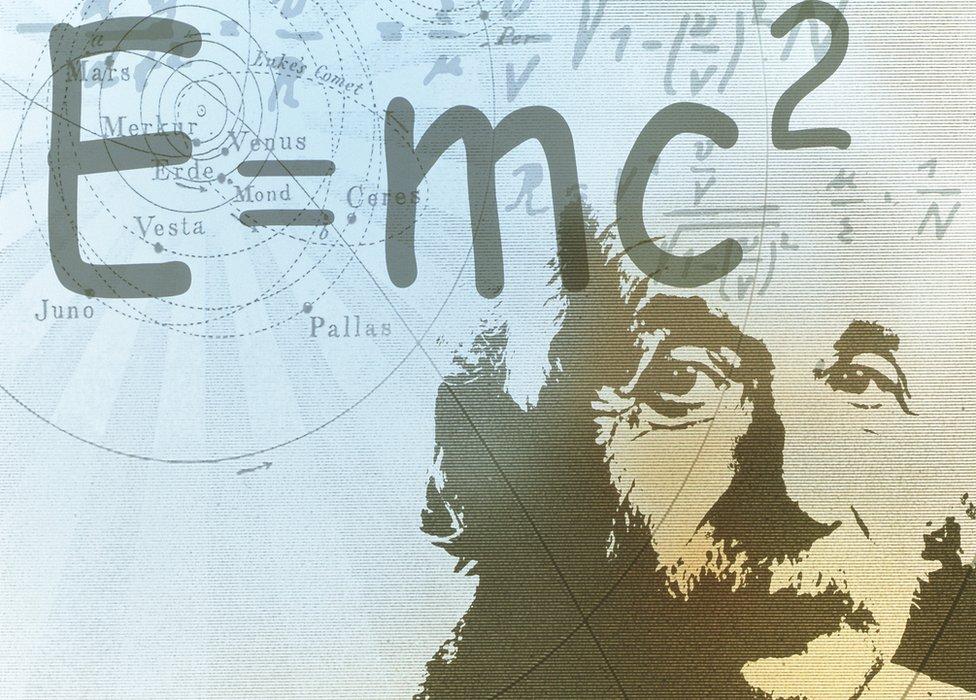 Einstein y ecuación