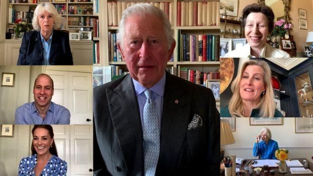 أفراد من العائلة الملكية تحدثوا إلى العاملين في القطاع الطبي في اليوم العالمي للتمريض