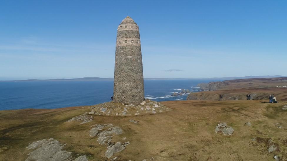 Memorial en Islay