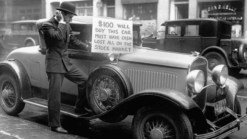 Gran Depresión de 1929