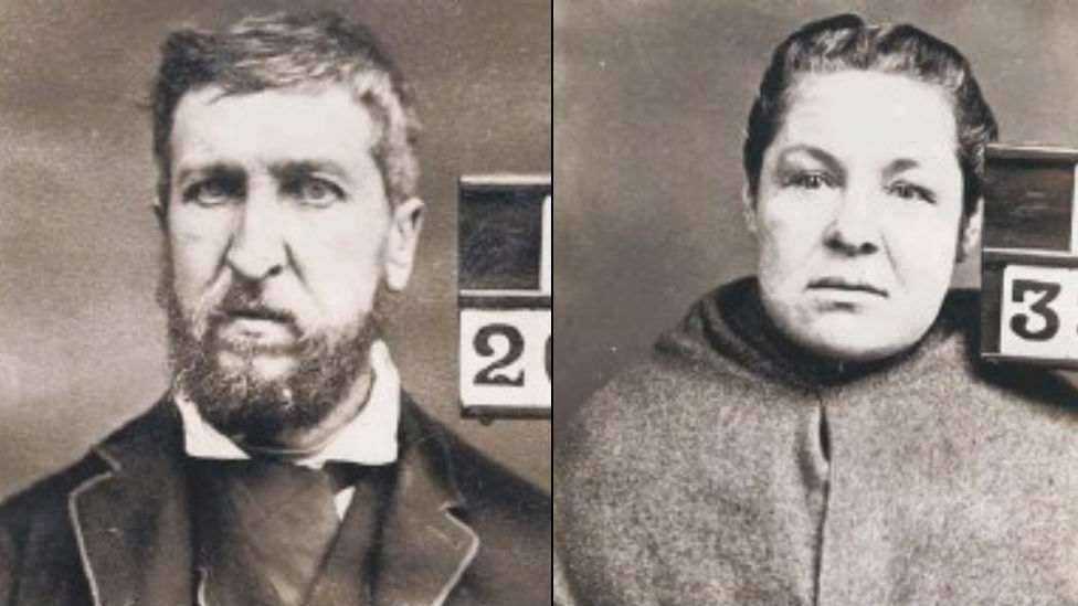 Mugshots of Scotland's Victorian criminals to go on show