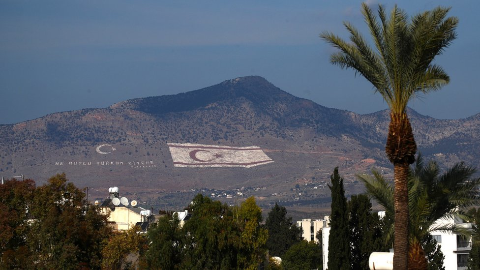 Nicosia es una capital dividida.