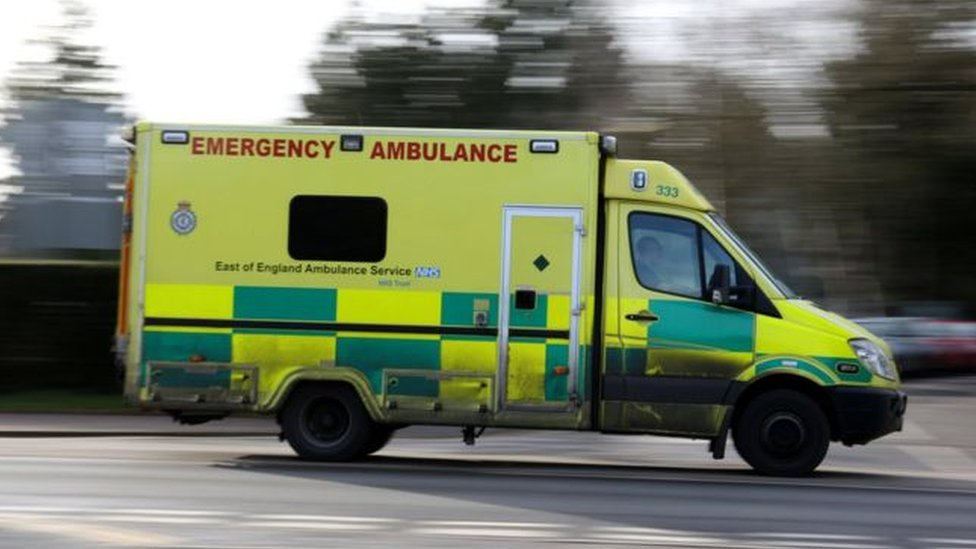 Hitchin paramedic attack: Man charged with assaulting ambulance crew