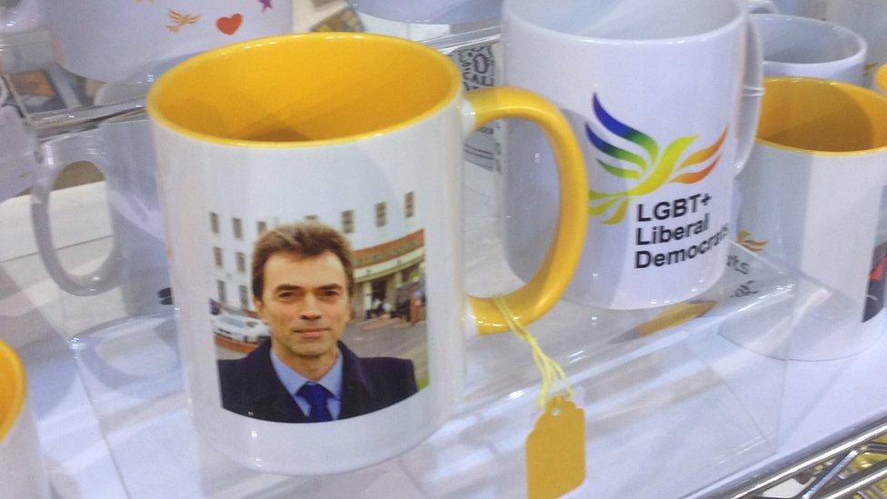 Tom Brake mug