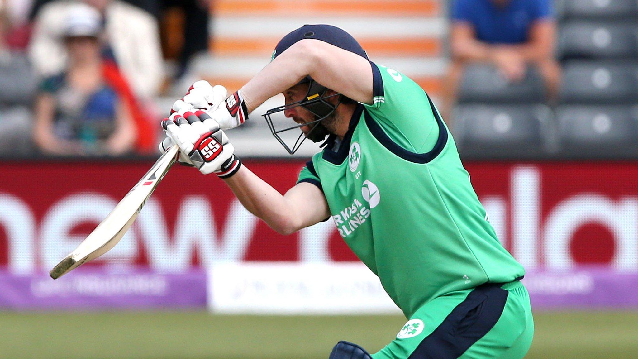 Ireland beat Scotland by 46 runs in Netherlands Twenty20 Tri-series