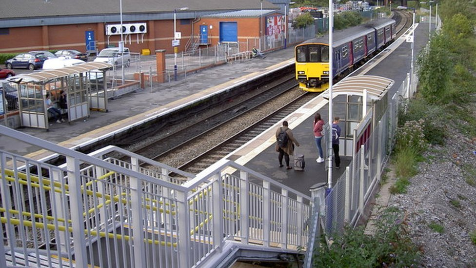 Lawrence Hill Station, Bristol