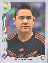 Moisés Muñoz.