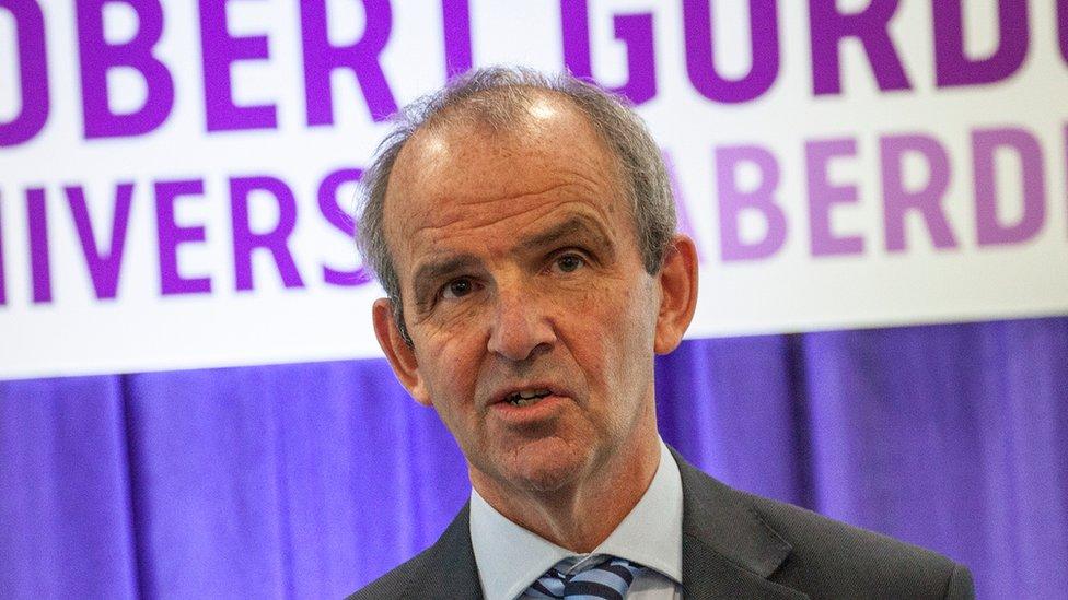 Inquiry call in Robert Gordon University 'cronyism' row