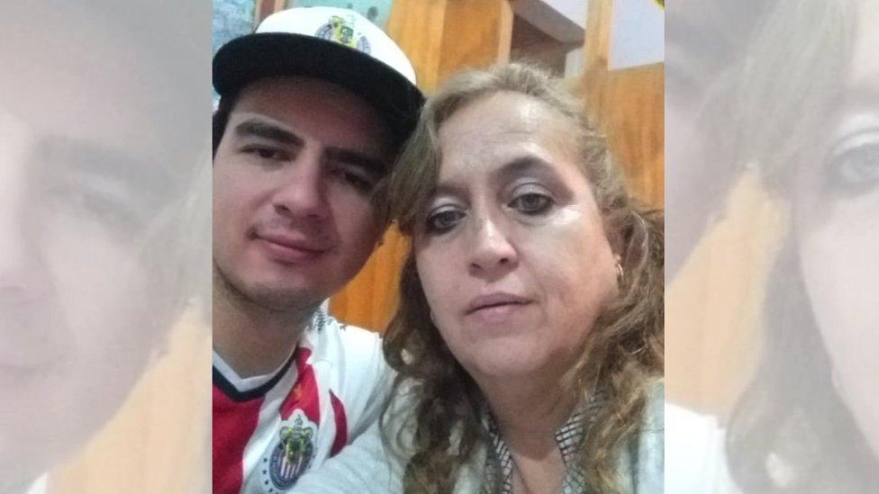 David Reséndiz y María de Lourdes Magaña