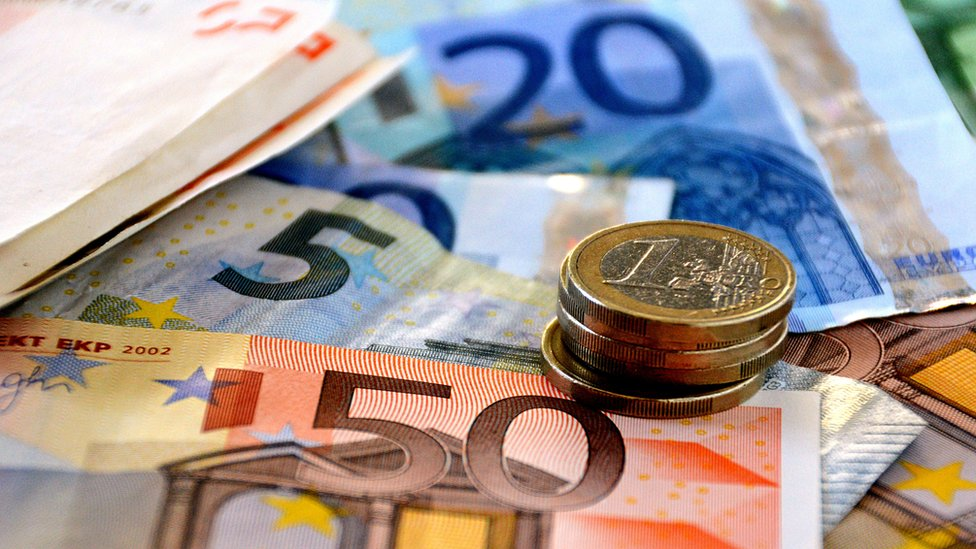 evro, novac