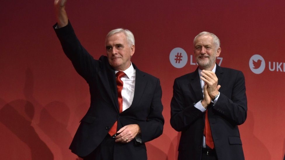 Brexit: John McDonnell warns Labour must shift policy