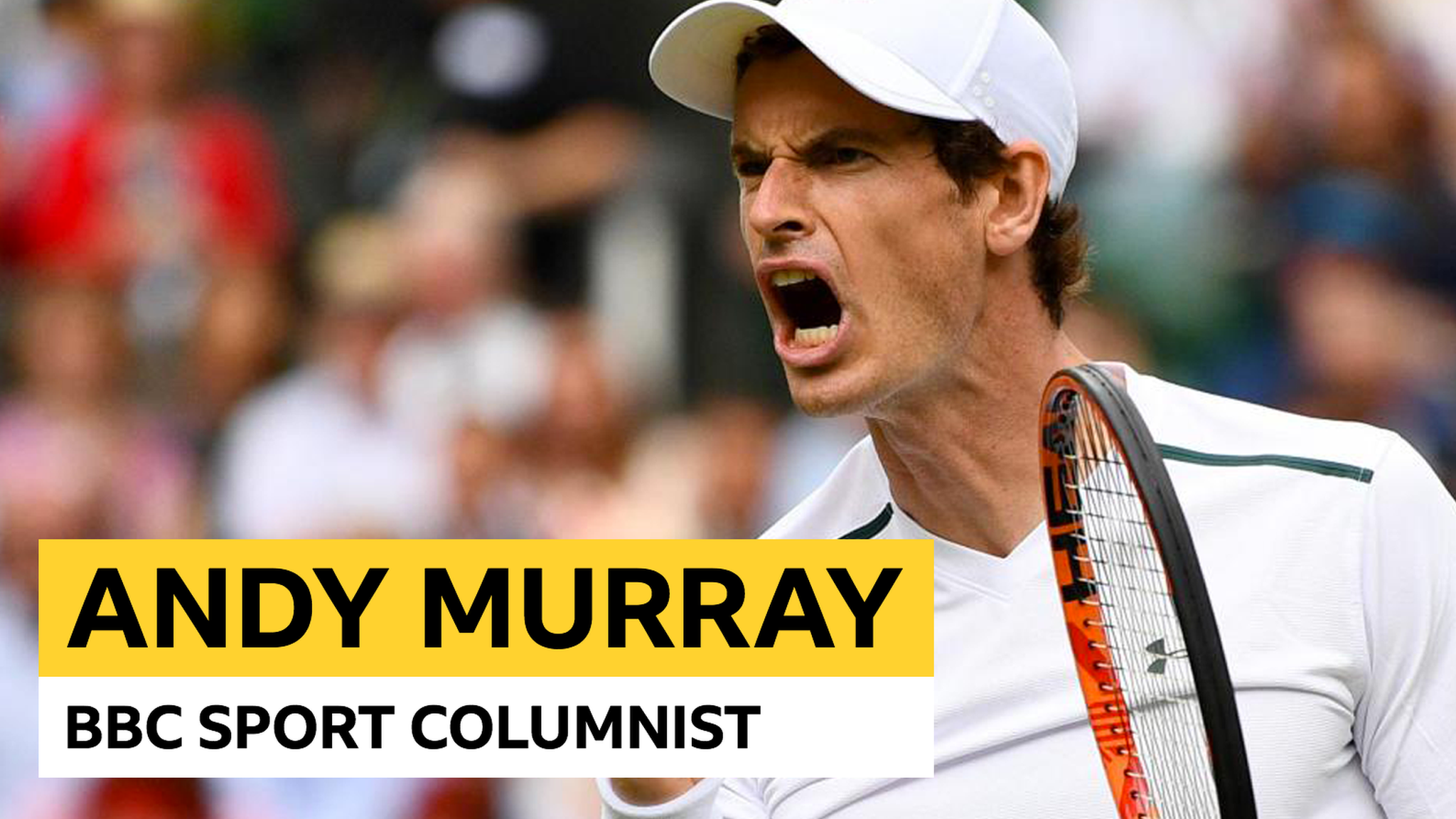 Happy and nervous - Andy Murray on his 'emotional' comeback
