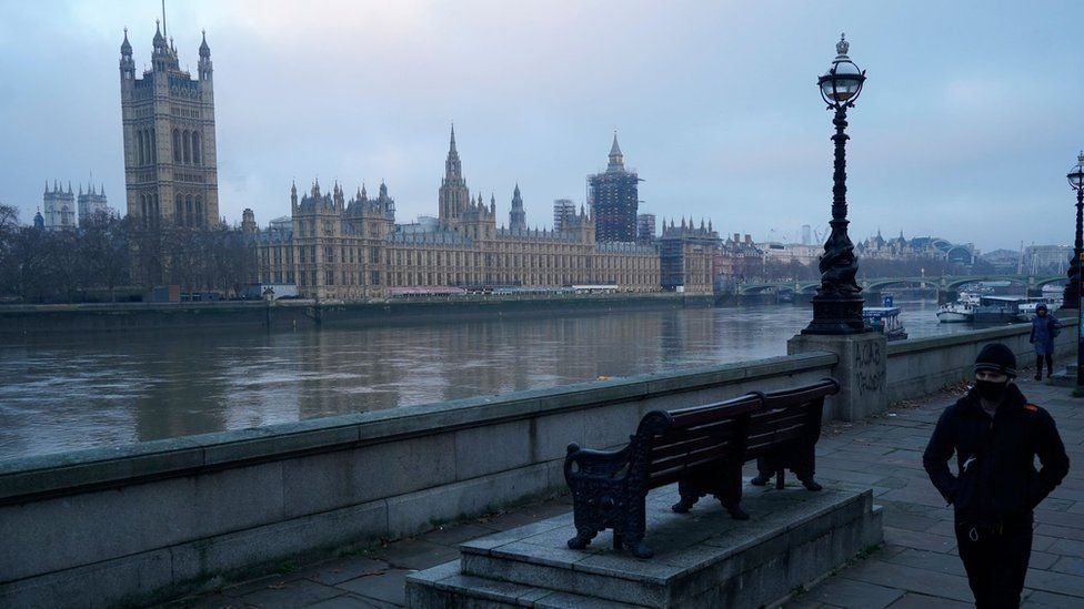 العاصمة لندن