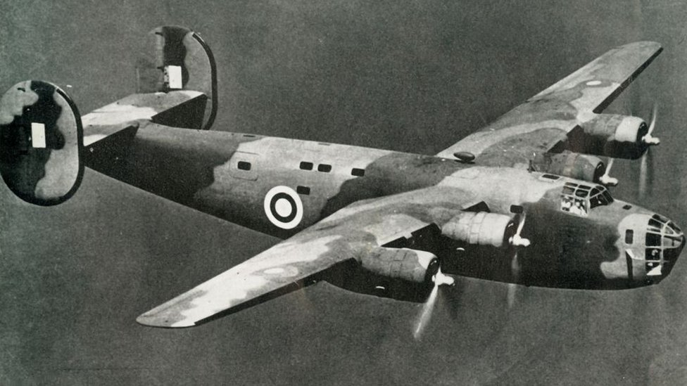 लिबरेटर विमान