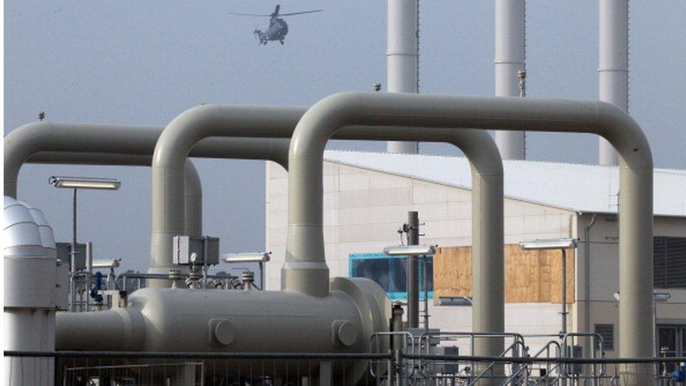 El gasoducto reduce los costos de la importación de gas, pero tiene sus riesgos.