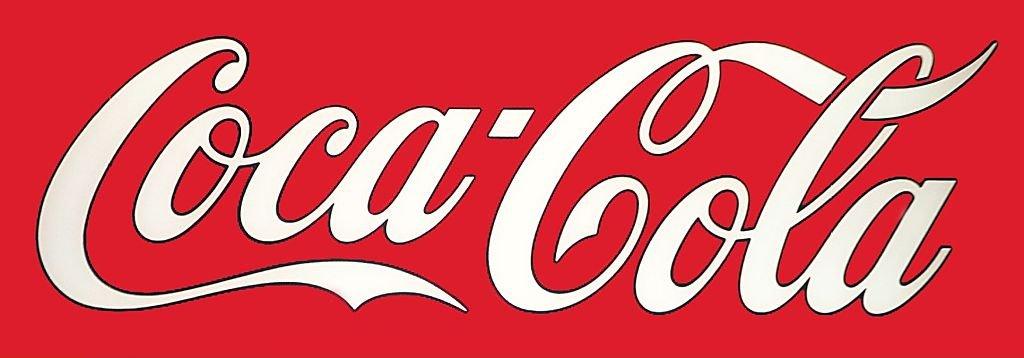 Tipografía de la marca Coca.Cola