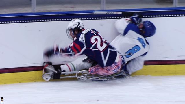 Sledge Hockey Get Inspired