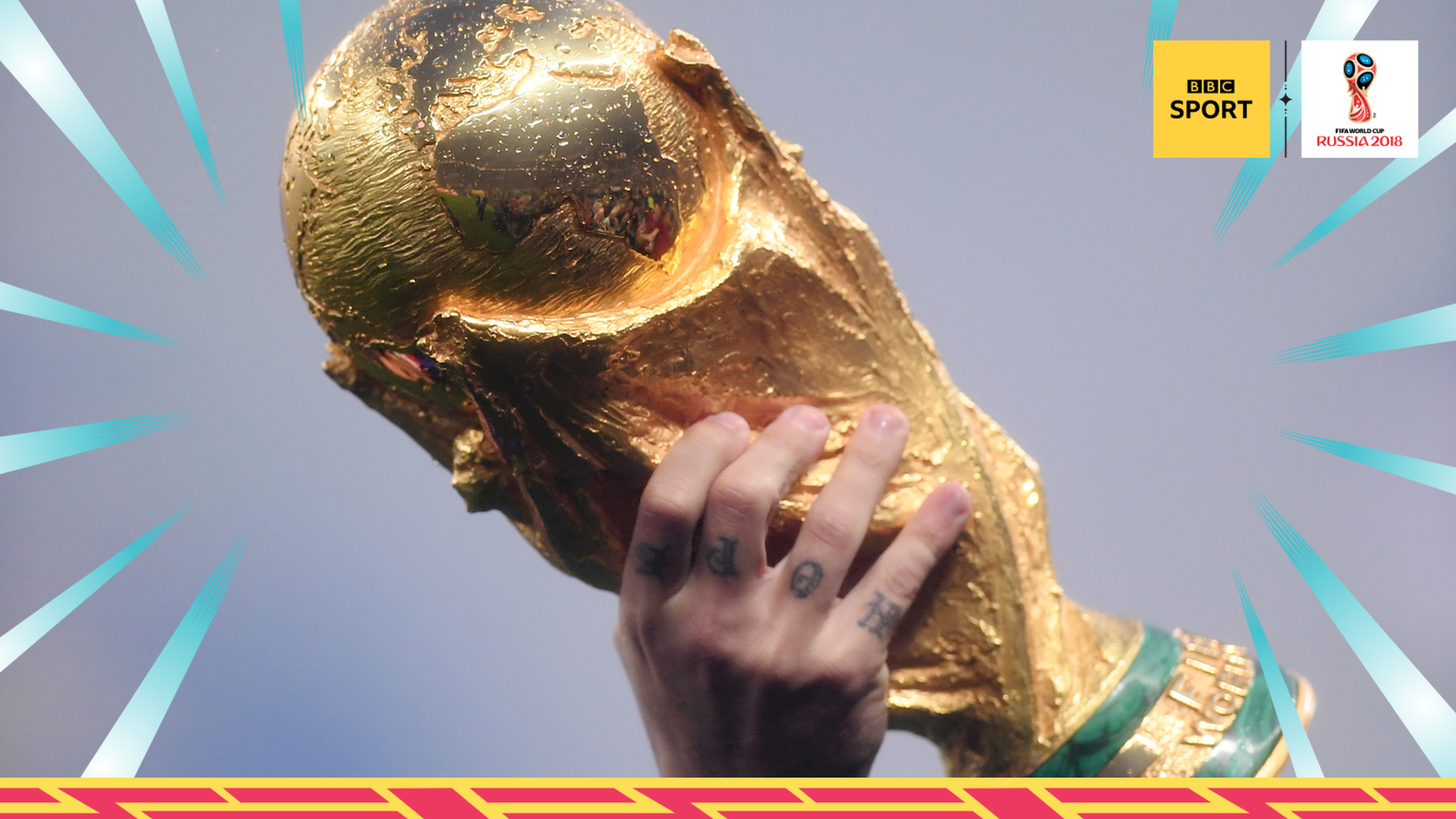 World Cup 2018: Record-breaking online & viewing figures for BBC