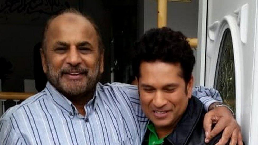 'सचिन तेंदुलकर लोगों के लिए क्रिकेट के भगवान होंगे, लेकिन वो मेरे लिए बेटे जैसा है'