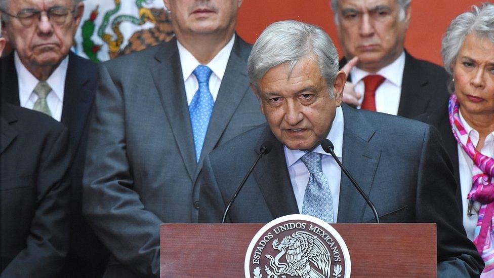 André Manuel López Obrador
