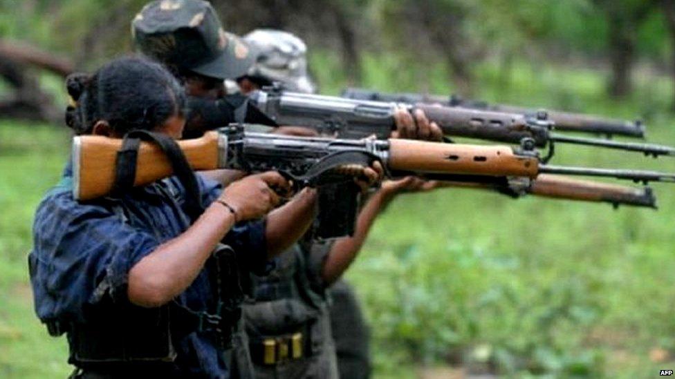 झारखंड में नक्सली हमला, 5 पुलिसवालों की मौत
