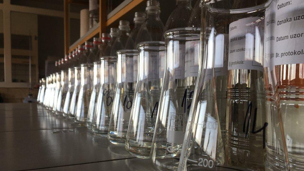 Boce u laboratoriji