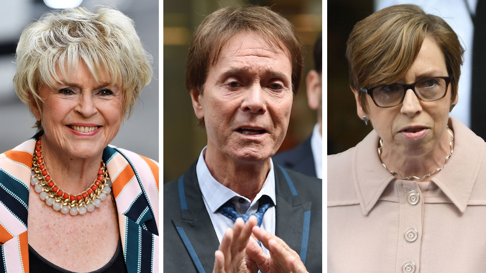 Sir Cliff Richard: Reaction to the High Court ruling