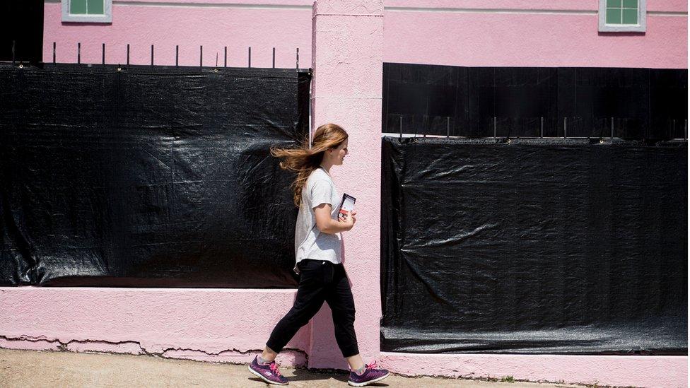 La última clínica de abortos que permanece abierta en Misisipi