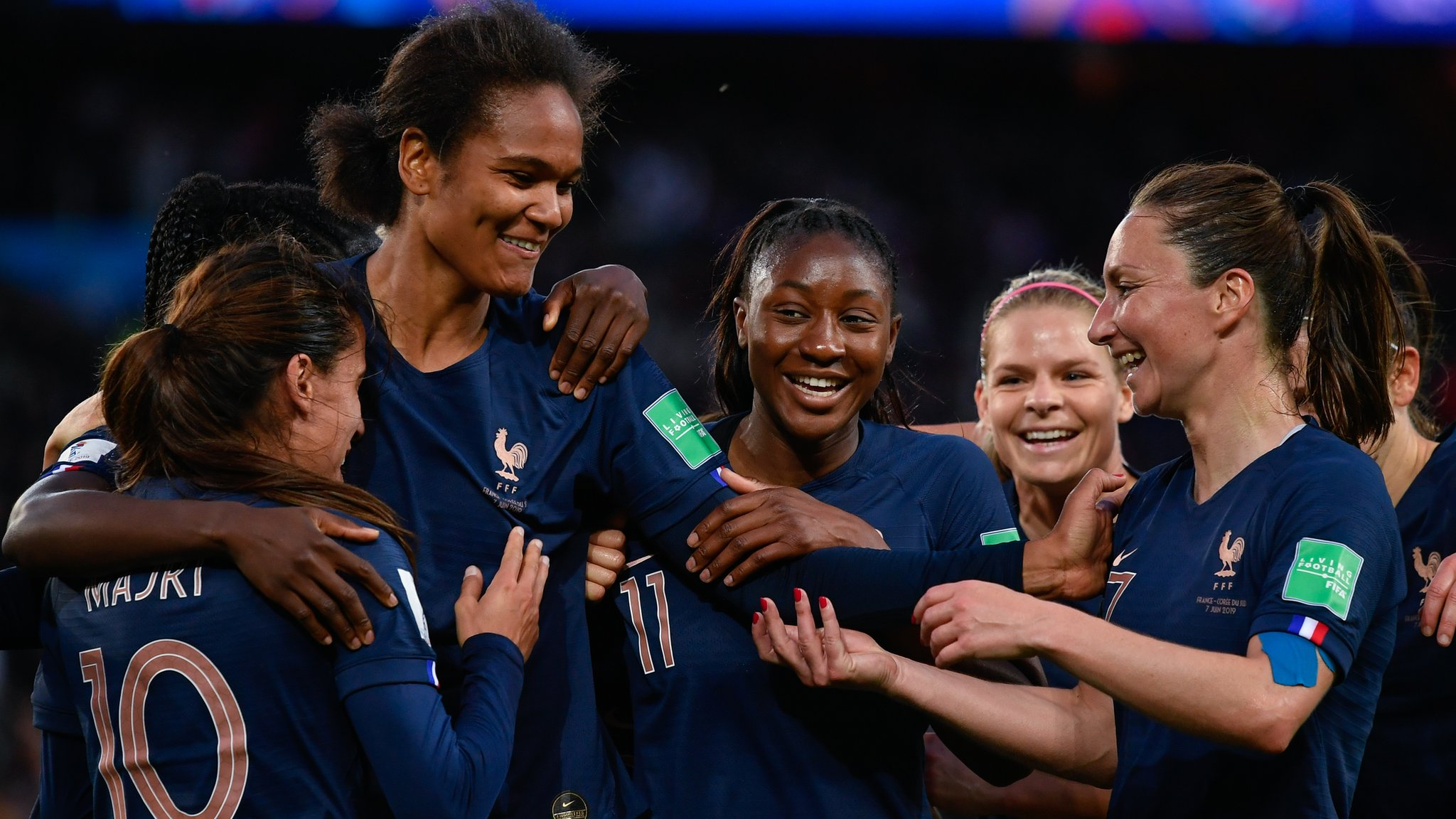 Women's World Cup 2019: What to look out for on day 11