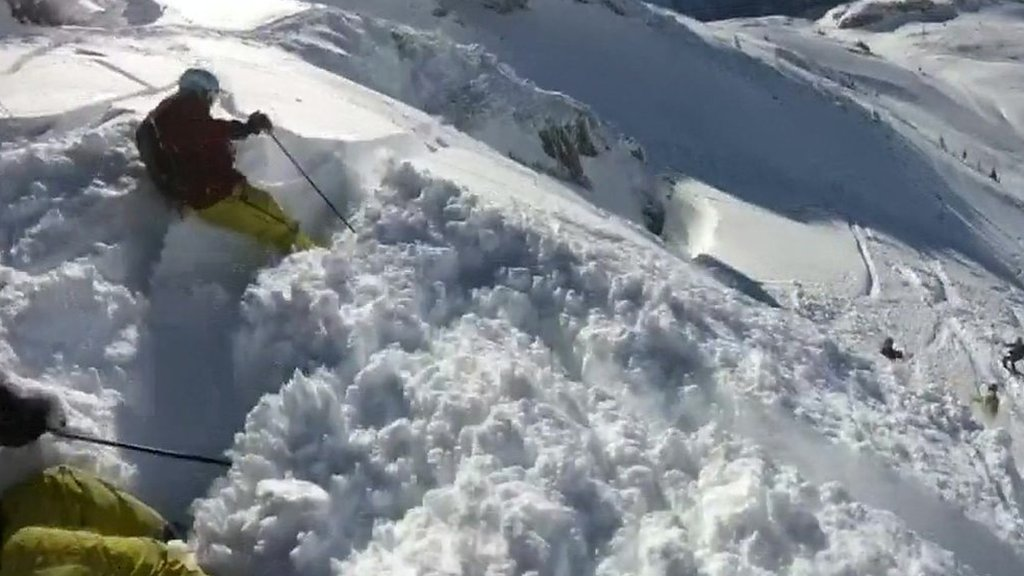 Off-piste skiers swallowed by Austria avalanche