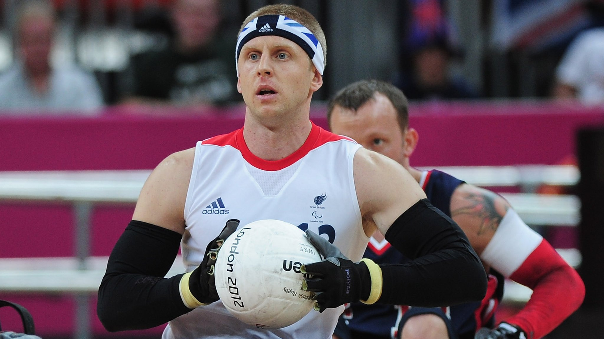 Aaron Phipps: GB wheelchair rugby player comes out of retirement in Tokyo 2020 bid