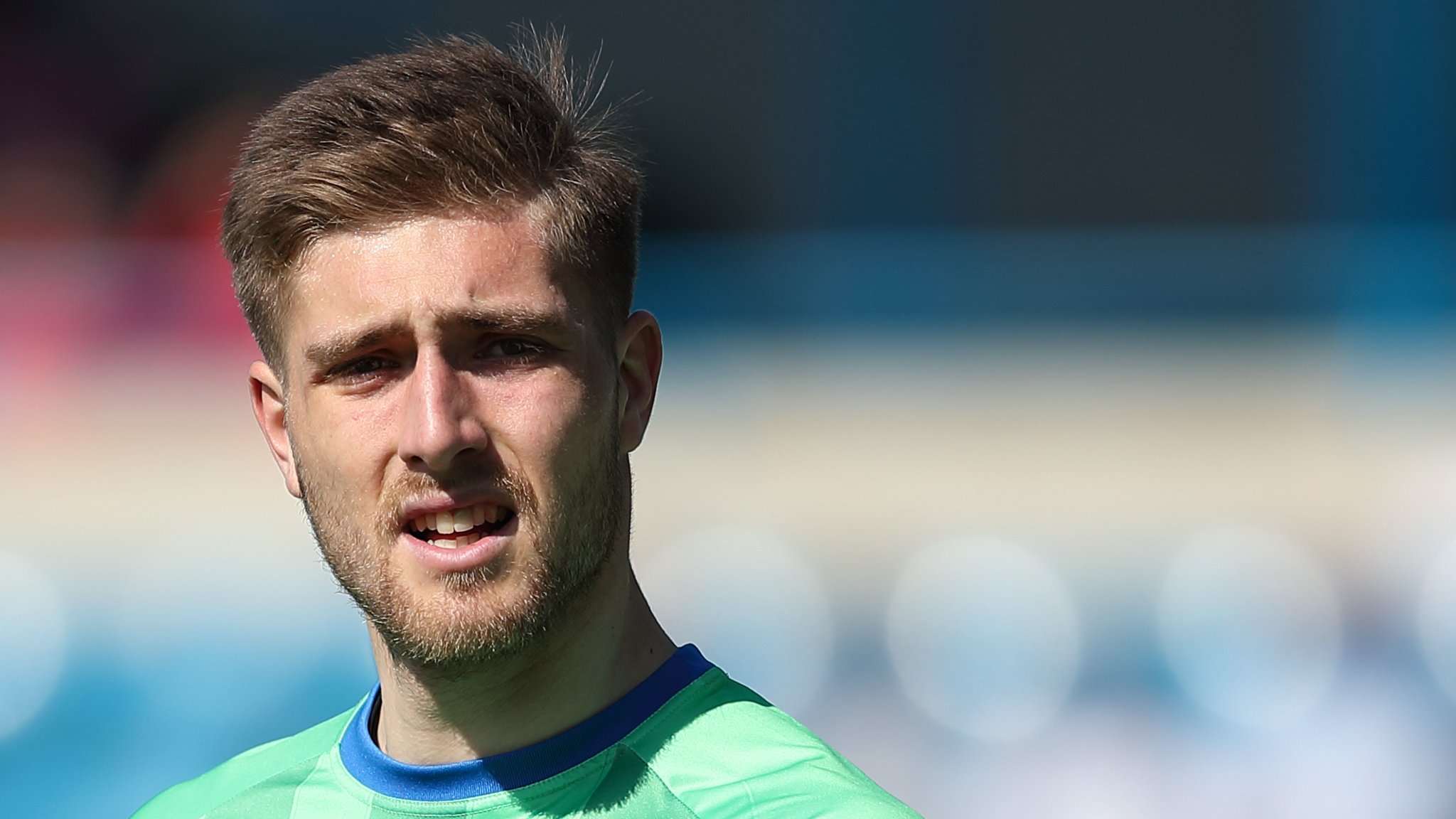 Tomas Holy: Ipswich Town to sign goalkeeper at end of Gillingham contract