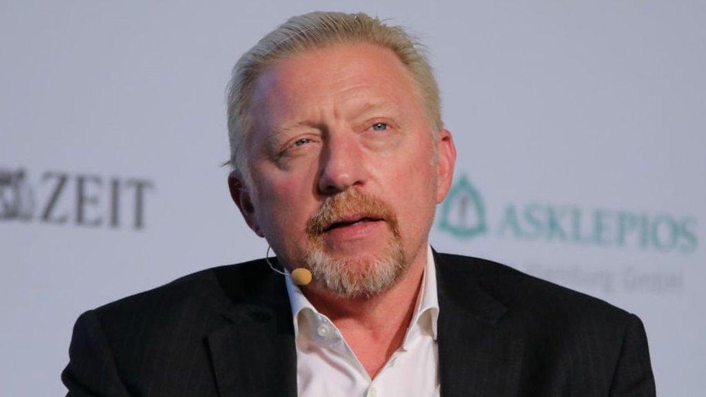 What do people in CAR make of envoy Boris Becker?
