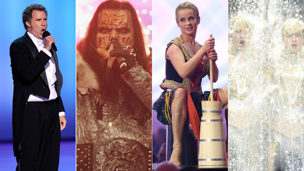 9 Eurovision moments to inspire Will Ferrell's new Netflix comedy
