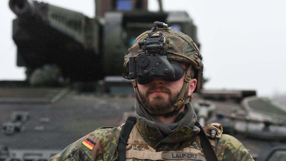Німецька армія може почати набір на службу громадян інших країн ЄС