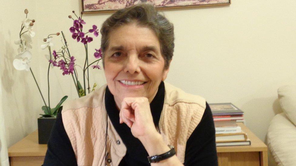 Carlota Pérez